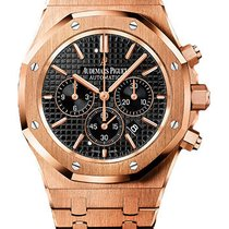 Audemars Piguet 26320OR.OO.1220OR.01 Or rose 2016 Royal Oak Chronograph 41mm occasion