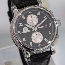 Martin Braun --- Tracer Chronograph Stainless Steel With...