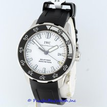 IWC Aquatimer Automatic 2000 pre-owned 44mm White Date Rubber