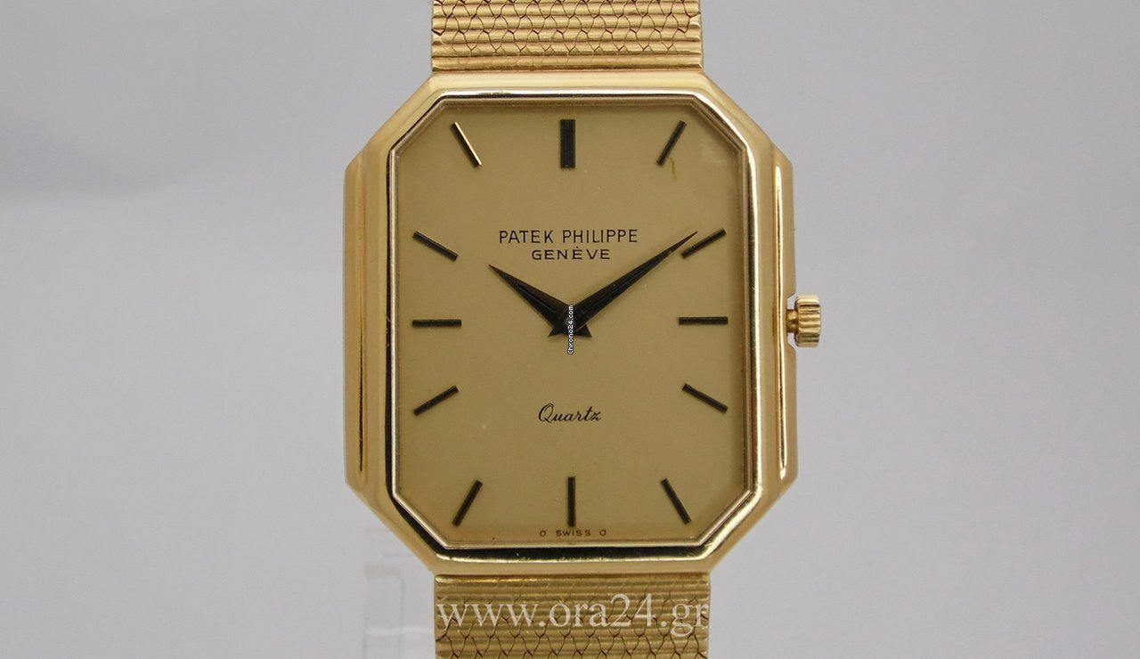 f658eab5b6f Patek Philippe Vintage Classic XL 18k Yellow Gold 3853 Sigma... for $6,638  for sale from a Trusted Seller on Chrono24