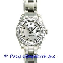 Rolex Pearlmaster Ladies 80339