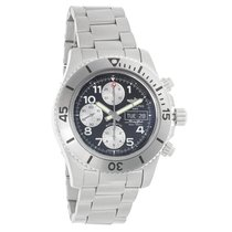 Breitling SuperOcean Mens Chronograph Watch A13341C3/BD19-162A