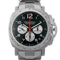 パネライ (Panerai) Luminor chronograph AMG limited edition 100