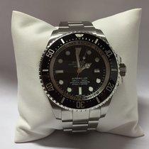 Rolex Sea-Dweller Black Dial Stainless Steel