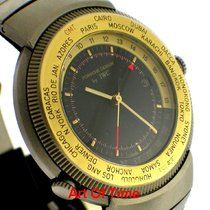 IWC Porsche Design World Time Alarm Titanium 3822-002