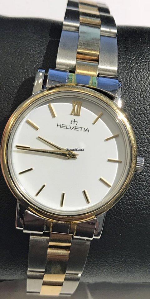 Helvetia quartz new