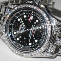 Breitling Superocean Steelfish Steel 44mm Black No numerals United States of America, New York, NEW YORK CITY