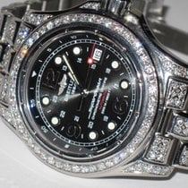Breitling Superocean Steelfish Steel 44mm Black No numerals United States of America, New York, Wantagh