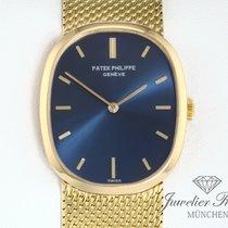 Patek Philippe Ellipse 3546 Gelbgold 750 Handaufzug