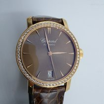 Chopard Classic diamonds rose gold