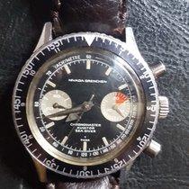 Nivada Grenchen Chronomaster Aviator Sea Diver 85001
