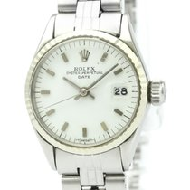Rolex Automatic White Gold,Stainless Steel Women's Dress Watch...