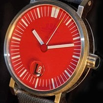 Temption Steel 43mm Automatic CM01 Rosso new