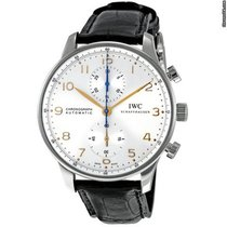 IWC Men's IW371445 Portugieser Chronograph Automatic Watch