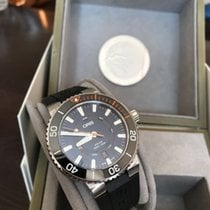 Oris Staghorn Restoration Limited Edition Steel 43.5mm Blue