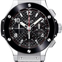 Hublot Big Bang 44 mm new 2018 Automatic Chronograph Watch with original box and original papers 301.SB.131.RX