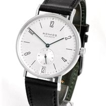 NOMOS Tangente 38 Datum new 37.5mm Steel