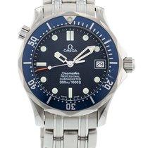 Omega 2551.80.00 Stahl Seamaster Diver 300 M 36.2mm