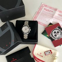 Tudor Prince Date new Automatic Chronograph Watch with original box and original papers 79260