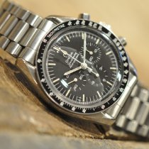 Omega 145.022 Stahl 1984 Speedmaster Professional Moonwatch 42mm gebraucht