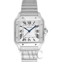 Cartier WSSA0010 Сталь Santos (submodel) 35.1mm новые