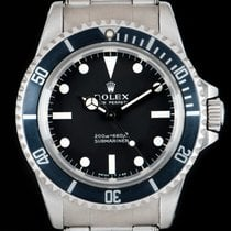 Rolex 5513 Staal 1969 Submariner (No Date) 40mm tweedehands