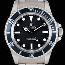 Rolex Submariner (No Date) 5513 1969 подержанные