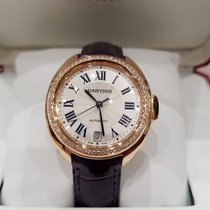 Cartier Rose gold 35mm Automatic WJCL0013 new