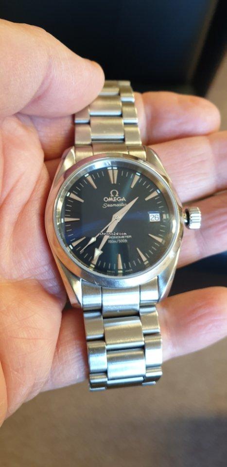 7f1825d77b5 Vendesi Omega Seamaster Aqua Terra Coaxial 2500 per 2.850 € da un Venditore  privato su Chrono24