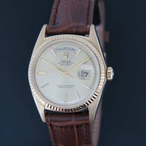 Rolex Day-Date 36 tweedehands 36mm Geelgoud