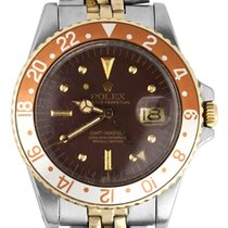 Rolex Gold/Steel 40mm Automatic 1675 pre-owned United States of America, New York, Lynbrook