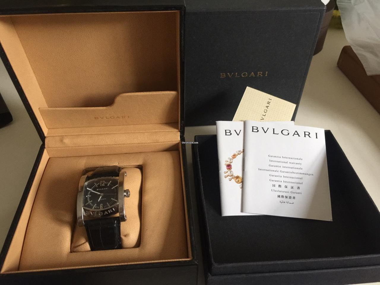 8ab8090de16 Comprar relógios Bulgari