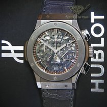 Hublot Classic Fusion Aerofusion pre-owned 45mm Steel