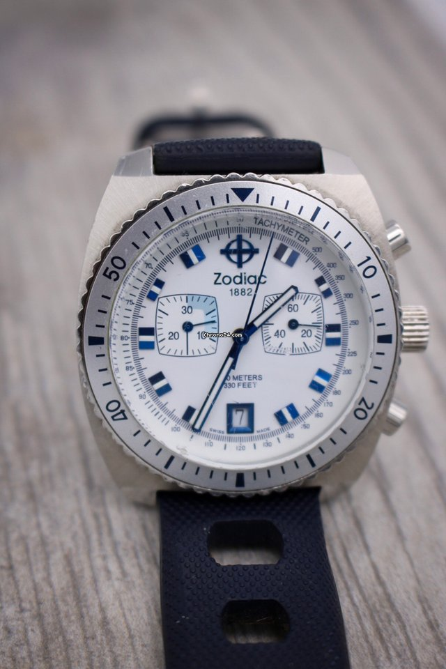 a0a92ebfe Zodiac watches - all prices for Zodiac watches on Chrono24
