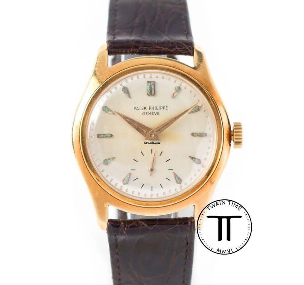 f0e9b2045 Patek Philippe Calatrava - all prices for Patek Philippe Calatrava watches  on Chrono24