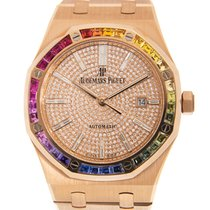 Audemars Piguet Rose gold Automatic 15413OR.YY.1220OR.01 new