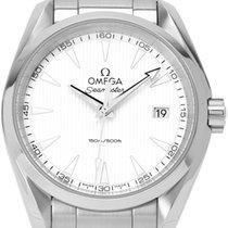 Omega Seamaster Aqua Terra 231.10.39.60.02.001 2014 pre-owned