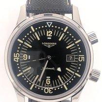 Longines Legend Diver Steel 42mm Black Arabic numerals United States of America, Florida, Miami