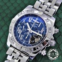Breitling Chronomat 44 AB0110 pre-owned