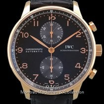 IWC Or rose 40.9mm Remontage automatique 3714 occasion France, Paris