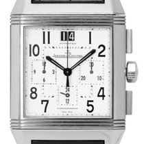 Jaeger-LeCoultre Reverso Squadra Chronograph GMT 230.8.45 2007 pre-owned