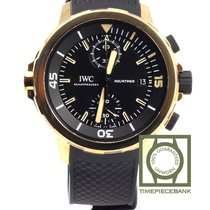 IWC IW379503 Bronze 2018 Aquatimer Chronograph 44mm new