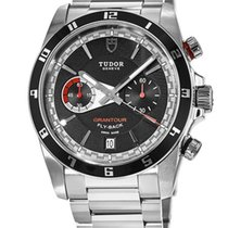 Tudor Grantour Men's Watch 20550N-95730BLK