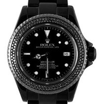 Rolex Used 16600_pvd Oyster Perpetual Sea Dweller - 2 Row...