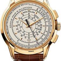 Patek Philippe Chronograph new 2015 Automatic Chronograph Watch with original box 5975J-001