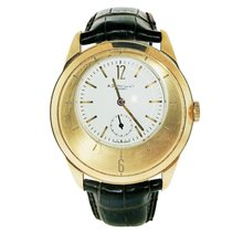 Alfred Dunhill Yellow gold 40mm Automatic DUV221BL new United States of America, Michigan, Royal Oak