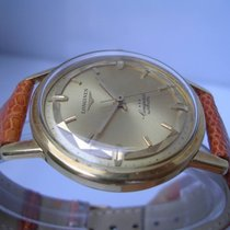 Longines Conquest 18Kt Solid Gold Pie Pan Dial With EXTRACT