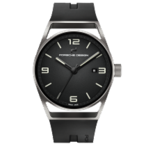 Porsche Design 1919 Datetimer Eternity Black Edition Titanium & Rubber