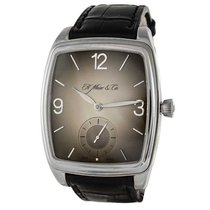 H.Moser & Cie. Henry Double Hairspring Palladium