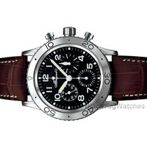 Breguet Type XX - XXI - XXII Steel 39mm Black Arabic numerals United States of America, Florida, Aventura